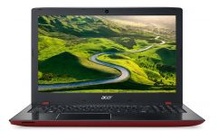 "Acer Aspire E5-575G, Intel Core i7-7500U (up to 3.50GHz, 4MB), 15.6"" FullHD (1920x1080) LED-backlit Anti-Glare, HD Cam, 8192MB DDR4, 1TB HDD, DVD+/-RW, nVidia GeForce 940MX 2GB DDR5, 802.11ac, BT 4.1, Linux, Red"