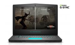 """Dell Alienware 15 R4, Intel Core i7-8750H 6-Core (up to 4.10GHz, 9MB), 15.6"""" FHD (1920x1080) 120Hz TN AG G-SYNC, HD Cam, 16GB 2666MHz DDR4, 1TB HDD+256GB SSD, NVIDIA GeForce GTX 1060 6GB GDDR5, 802.11ac, BT 4.1, MS Win10, 3Y PS"""