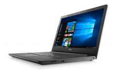 "Dell Vostro 3568, Intel Core i5-7200U (up to 2.30GHz, 3MB), 15.6"" HD (1366x768) Anti-Glare, HD Cam, 8GB 2400MHz DDR4, 128GB SSD, DVD+/-RW, Intel HD Graphics 620, 802.11ac, BT 4.2, Linux, Gray"