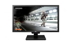 "LG 24GM79G-B, 24"" TN, AG, 5ms, (1ms with MBR) 144Hz, Mega DFC, 350cd/m2, Full HD 1920x1080, 144Hz, HDMI, DisplayPort, USB 3.0, Height, Pivot, Tilt, Black"