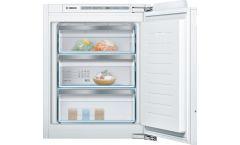 "Bosch GIV11AF30, Built in/under freezer ""LowFrost"", А++, 72l, 36dB, 56x55x72cm"