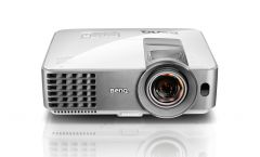 BenQ MS630ST, DLP, SVGA, 3200 ANSI, 13 000:1, HDMI, USB, up to 10 000h lamp life, 3D