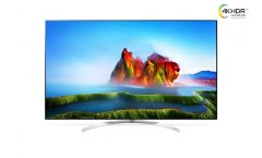 "LG 60SJ850V, 60"" SUPER UHD ELED 3840x2160, DVB-T2/C/S2, 3200PMI, Cinema Screen, Nano Cell, Active HDR Dolby Vision, 360 VR, Smart webOS 3.5, Ultra Luminance, Advamced Local Dimming, WiDi, WiFi 802.11.ac, Bluetooth, Miracast, DLNA, LAN, CI, HDMI, USB,"