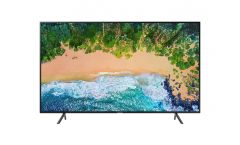 "Samsung 65"" 65NU7172 4K UHD LED TV, SMART, HDR, 1300 PQI, Mirroring, DLNA, DVB-T2CS2, WI-FI, 3xHDMI, 2xUSB, Black"