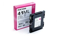 Касета с мастило гел RICOH Magenta Gel Yield GC 41ML,600 копия,405767, SG2100N
