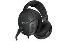 ROCCAT Kave XTD 5.1 Analog Headset, DUAL-MODE REMOTE,Measured Frequency response:20~20.000Hz,Max. SPL at 1kHz:115±3dB,Max. input power:50 mW,Drive diameter:40mm,Driver unit material:Neodymium magnet,Impedance:32?
