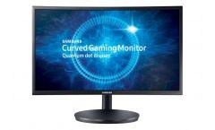 "Monitor Samsung C24FG70F Curved 23.5"" LED, Full HD (1920x1080), 144Hz, Brightness: 350cd/m2, Contrast: 3000:1, Response time: 1ms, Viewing Angle: 178°/178° , 2xHDMI, DP, Dark Blue Black (Matt)"