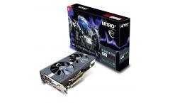 Видео карта Sapphire NITRO+ RADEON RX 580 4G GDDR5 DUAL HDMI / DVI-D / DUAL DP OC W/BP (UEFI)