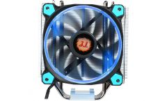 Охладител за процесор THERMALTAKE Riing Silent 12 Blue LED CL-P022-AL12B U-A AMD/Intel