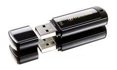Флаш памет Transcend 64GB JetFlash 350, Black
