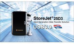 "Transcend StoreJet 2.5"" 500 GB ( USB3.0,Internal HDD suspension system)"