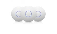3 бр. Точка за достъп Ubiquiti UAP-Pro(Цената е за 1 бр. от комплекта)