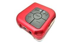 DELUX DLA-640A MP3 PLAYER RED