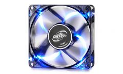 DeepCool Вентилатор Fan 80mm Blue LED - WIND BLADE 80 - 1800rpm