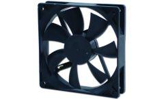 Evercool Вентилатор Fan 120x120x25 2Ball (1200 RPM) EC12025SL12BA Вентилатор 120x120x25мм, 1200 оборота в минута, с два съчмени лагера