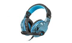 Fury Геймърки слушалки Gaming Headphones HELLCAT NFU-0863