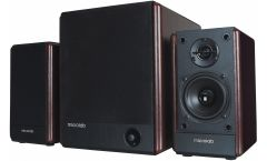 Microlab Тонколони Speakers 2.1 FC330 wooden 56W RMS