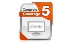 Sony BRAVIA BCC-Y5-05, 5 year extended warranty
