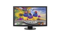 "ViewSonic VG2433-LED LED 24""  16:9 a/r, 5ms, Analogue / DVI, 1920 x 1080 Full HD, 20,000,000:1 DCR, 300cd/m2, TCO5.2, H170 / V160  Pivot / Rotation, Tilt"