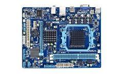Дънна платка GIGABYTE 78LMT-S2, AM3, AMD760G,2x DDR3 ,int.video+PCI-ex,2xPCI,mATX rev 1.0