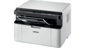Laser Multifunctional BROTHER DCP1510E, Scan/Print/Copy, Compact design, Printer 20 ppm, 2400x600dpi, Scanner 1200x600dpi, 16 MB, Hi-speed USB 2.0 interface, GDI, 150 paper input tray, Scan to E-Mail/Image/File