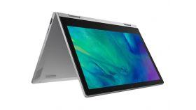 LENOVO Flex 3 N4020 11.6inch FHD IPS Touch 4GB DDR4 64GB SSD Win10 Home 2y Platinum Grey