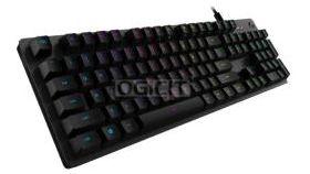 Logitech G512 Carbon RGB Mechanical Gaming Keyboard - CARBON - PAN - NORDIC