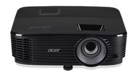 PJ Acer X1123H DLP® 3D Ready, HDMI 3D, Resolution: SVGA (800x600), Format: 4:3, Contrast: 20 000:1, Brightness: 3 600 lumens, Input: HDMI®, D-sub, RS232, 3W Audio, RCA, Acer ColorBoost II+, Acer ColorSafe II, Acer EcoProjection, Acer BluelightShield,