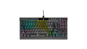 CORSAIR K70 TKL RGB CS MX Red Mechanical Gaming Keyboard