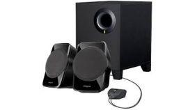 Creative A120 2.1 Звукова система 2х2.5W+4W  /  Creative A120 Sound System 2.1