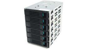 2U Hot-swap 8x2.5 inch Dual Port Upgrade Drive Bay Kit A2U8X25S3DPDK2, Single