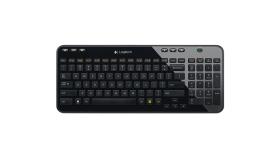 LOGITECH Wireless Keyboard K360 - EER - US International layout