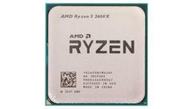 Процесор AMD RYZEN 5 2600X Tray 6-Core 3.6 GHz (4.2 GHz Turbo) 19MB/95W/AM4/No Fan