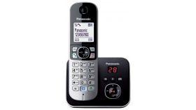 Panas Dect тел.с Caller ID, до 5 допълнителни слушалки, Sp-phone,цифров секретар