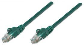 Пач кабел Cat.5e 3m UTP зелен, IC