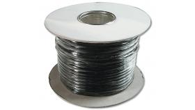 Плосък телефонен кабел 4ж, 100м Assmann