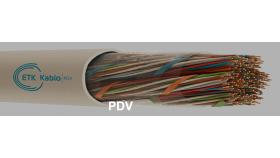 Телефонен кабел indoor 2x2x0.5, ETK