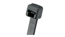 Опашки 3.7x290mm, черни, 100 бр.