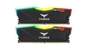 2X8G DDR4 2666 TEAM DELTA R BL RGB
