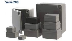 Кутия S200 190x150x70mm, IP65