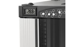 Цифров терм. 0-35C - монтаж  в предна конзола