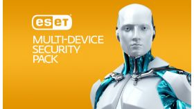 ESET Multi-Device Security Pack - ПО ПОРЪЧКА