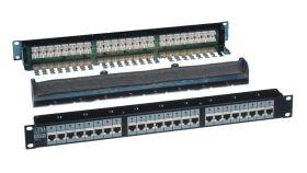 Пач панел 24 порт cat.6 STP, Classix