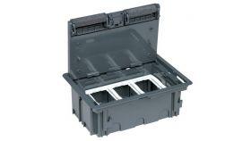 Подова кутия за 6 модула MM Data - 70mm