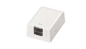 Розетка празна за 1 Mini-Com® Module
