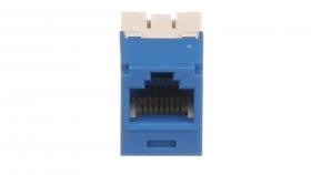 Mini-Com конектор UTP Cat.6 син