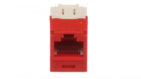 Mini-Com конектор UTP Cat.6 червен