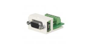 VGA 15-pin DB конектор тип MiniCom