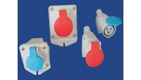 Конектор за стена 9516/2N 16A 3P+N+E