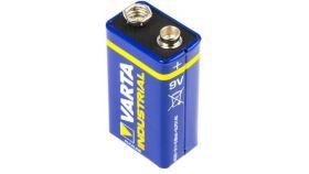 VARTA батерия 9V, industrial